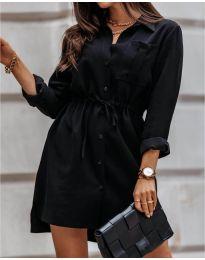 Šaty - kód 132 - černá