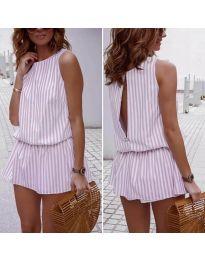 Šaty - kód 246 - růžova