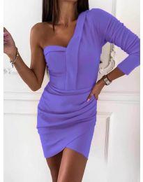 Šaty - kód 2079 - fialová