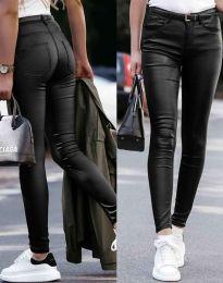 Kalhoty - kód 2966 - 1 - černá