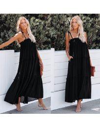 Šaty - kód 551 - černá