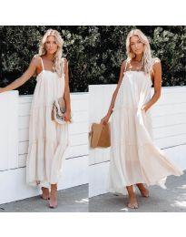 Šaty - kód 551 - bíla