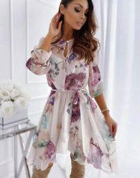 Šaty - kód 2738 - vícebarevné