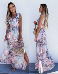 Šaty - kód 0570 - barevné