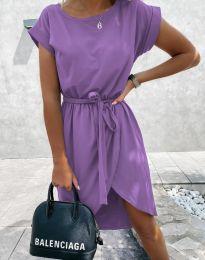 Šaty - kód 2074 - fialová