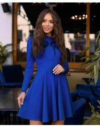 Šaty - kód 2320 tmavě modrá