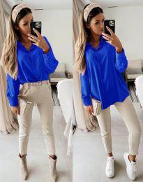 Košile - kód 7293 - modrá