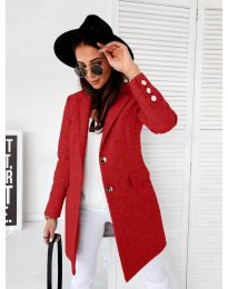 Kabát - kód 1514 - červená