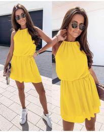 Šaty - kód 513 - žlutá