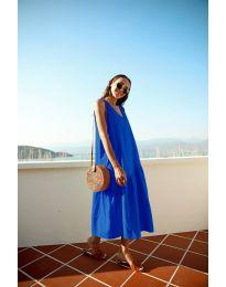 Šaty - kód 8810 - tmavě modrá