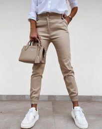 Kalhoty - kód 4464 - bežová