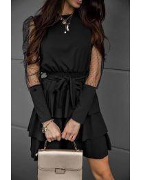 Šaty - kód 8384 - černá
