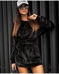 Šaty - kód 8989 - černá