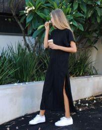 Šaty - kód 0324 - 1 - černá