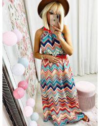 Šaty - kód 9859 - barevné