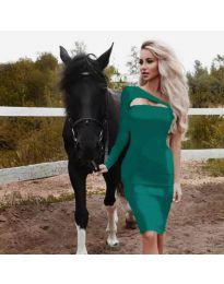 Šaty - kód 955 - zelená