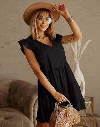 Šaty - kód 6224 - černá