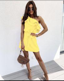 Šaty - kód 002 - žlutá