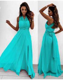 Šaty - kód 2011 - tyrkysový