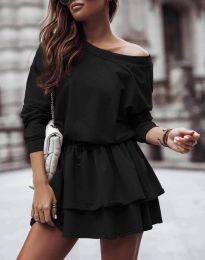 Šaty - kód 0525 - černá