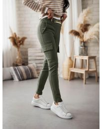 Kalhoty - kód 5130 olivově zelená
