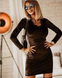 Šaty - kód 4161 - 1 - černá