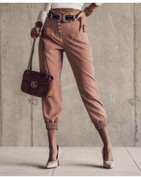 Kalhoty - kód 2490 - 2 korál