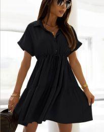 Šaty - kód 6292 - černá