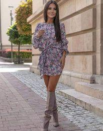 Šaty - kód 0361 - vícebarevné