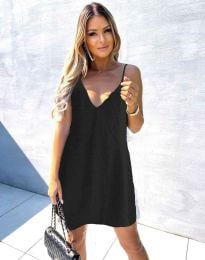 Šaty - kód 4189 - černá