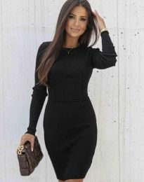 Šaty - kód 0891 - černá