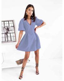 Šaty - kód 0807 Světle fialová