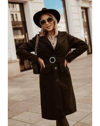Kabát - kód 5657 - černá