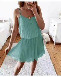 Šaty - kód 8596 - mentolová