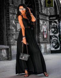 Šaty - kód 2301 - 2 - černá