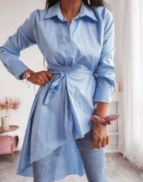 Košile - kód 6944 - modrý