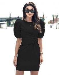 Šaty - kód 9438 - černá