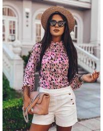 Košile - kód 892 - růžová