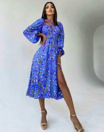 Šaty - kód 1752 - vícebarevné