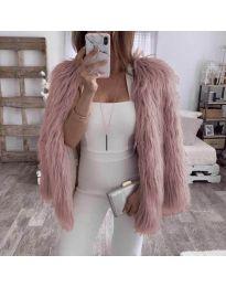 Kabát - kód 4767 - růžová