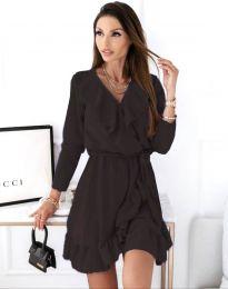 Šaty - kód 0578 - 1 - černá