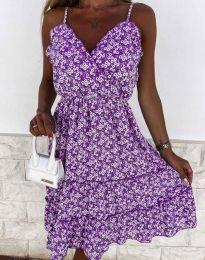 Šaty - kód 3265 - vícebarevné