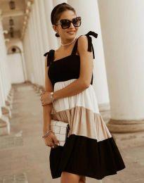 Šaty - kód 11922 - černá