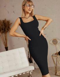 Šaty - kód 5965 - černá