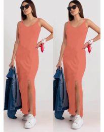 Šaty - kód 3000 - coral