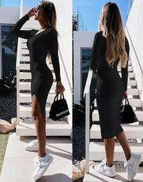Šaty - kód 8291 - černá