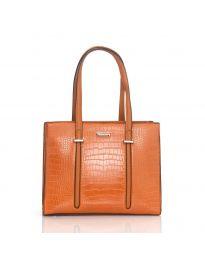 kabelka - kód HS8105 - oranžová