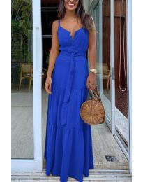 Šaty - kód 2050 - tmavě modrá