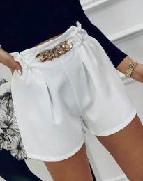 Krátké kalhoty - kód 2085 - bíla