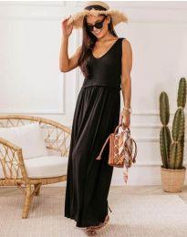 Šaty - kód 5261 - 1 - černá